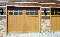 CARRIAGE HOUSE FIR STAIN GRADE WOOD